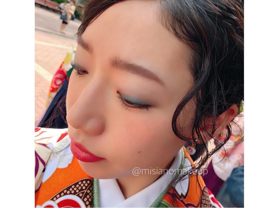 【卒業式&成人式】メイクのやり方♡着物・袴を活かす化粧の組み立て