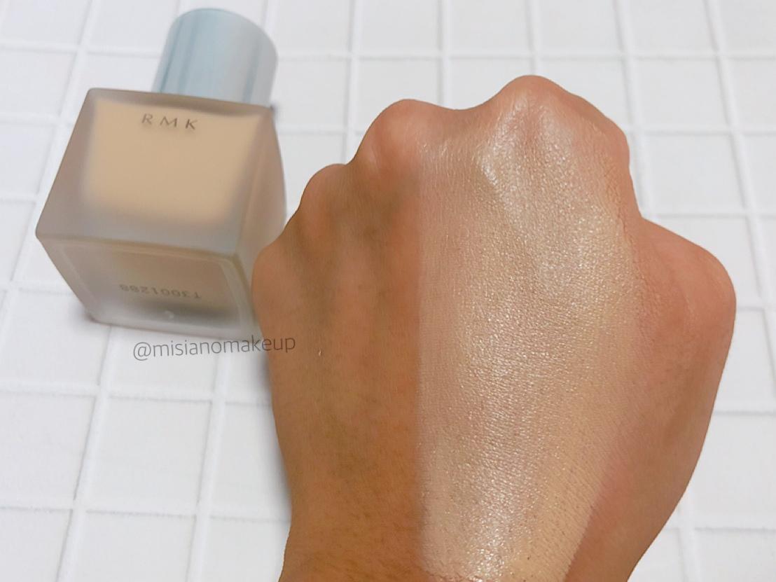 肌 ファンデーション 乾燥